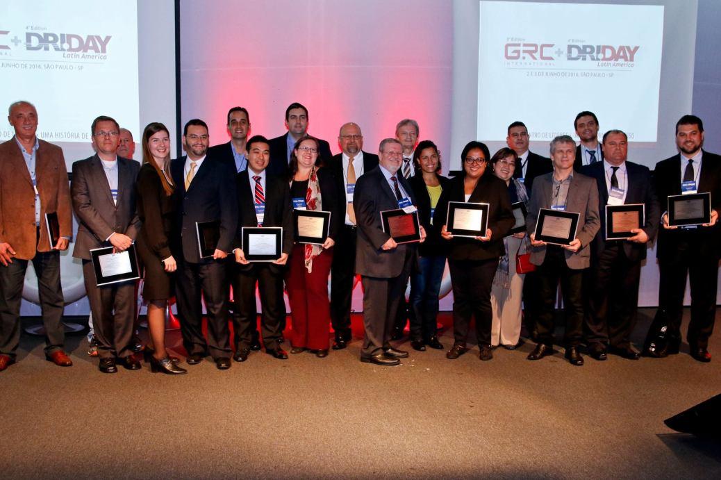 Entrega certificados DRIDAY en Brasil 2016